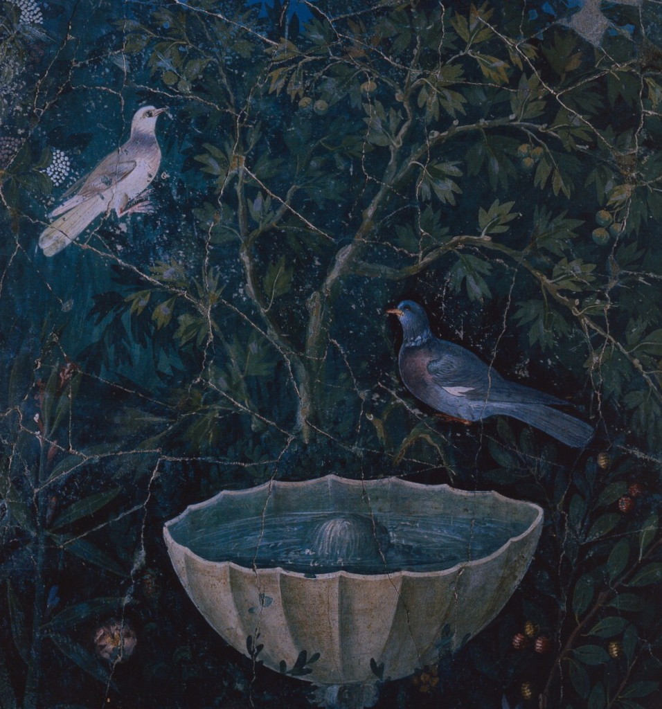 birds-fountain-pompeii