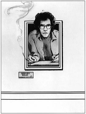 Джо Брейнард, Автопортрет.