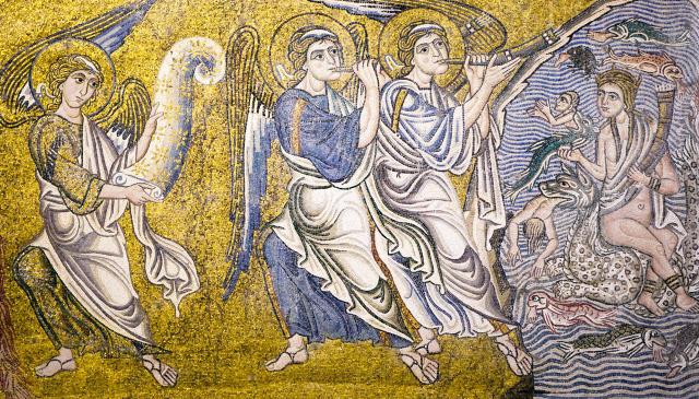 Мозайка от Торчело, Венеция