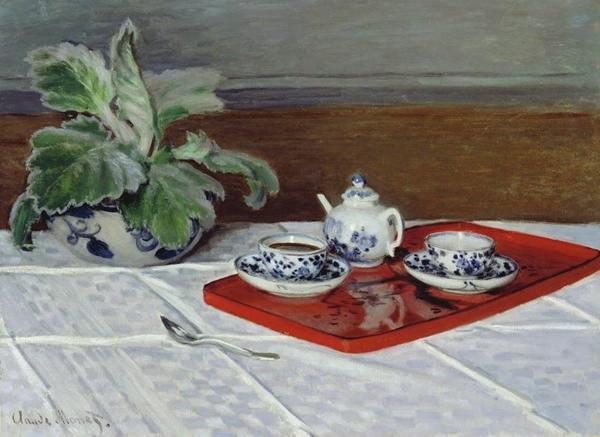Клод Моне, Чай 1872
