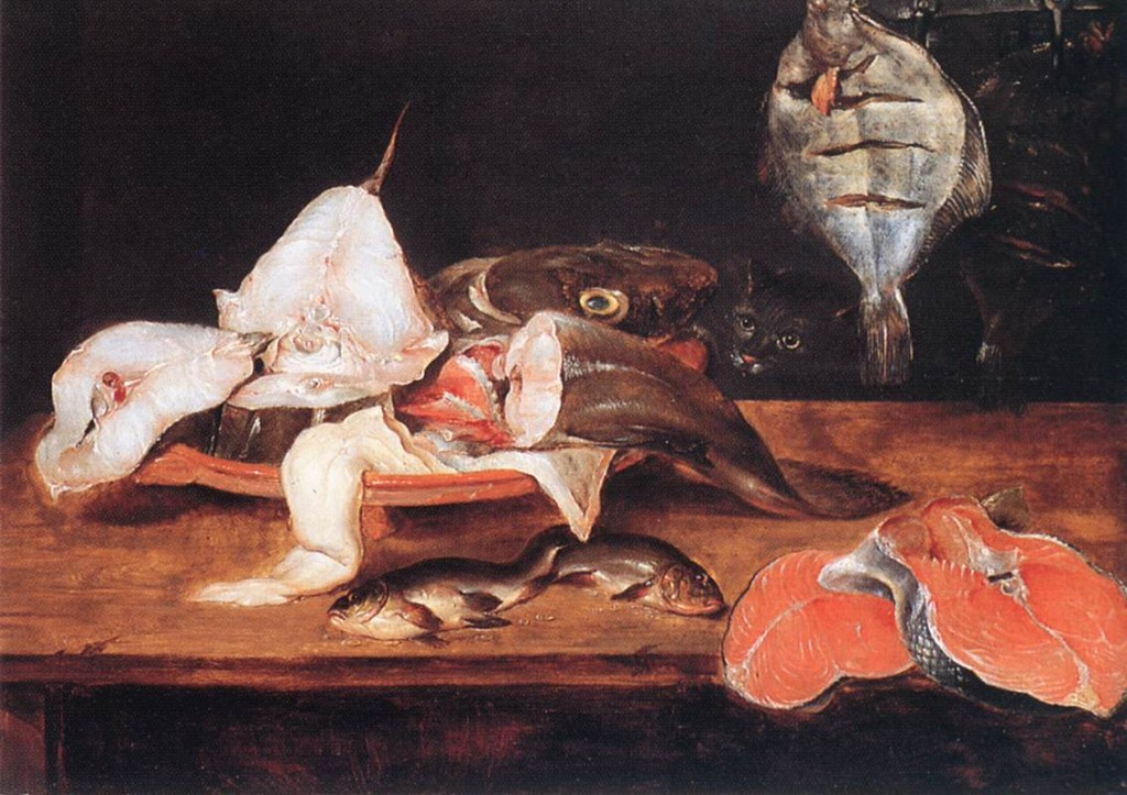 Alexander_Adriaenssen_-_Still-Life_with_Fish_-_WGA0034