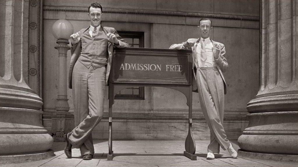 admission-free